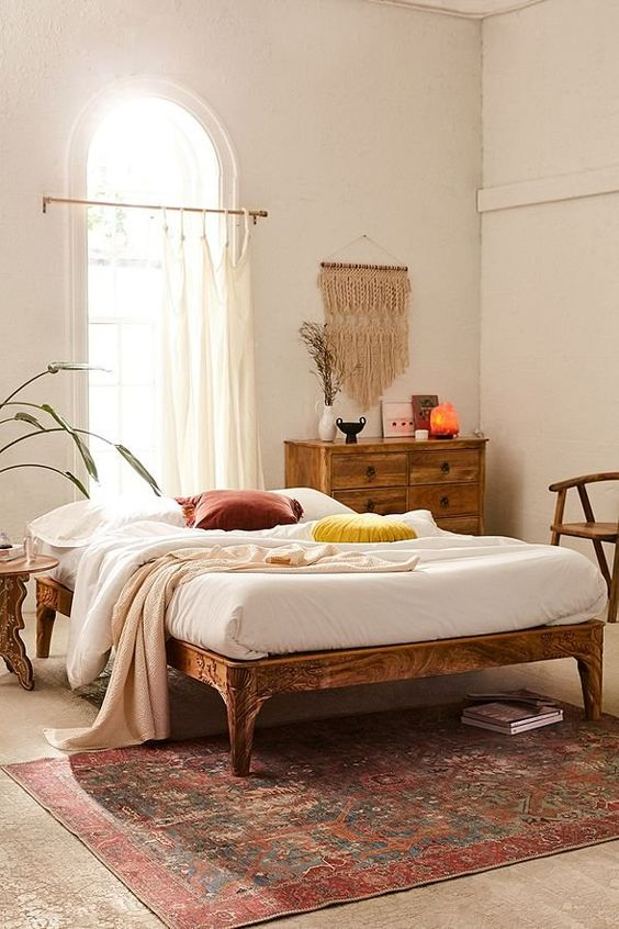 25 double bed design ideas  the architects diary