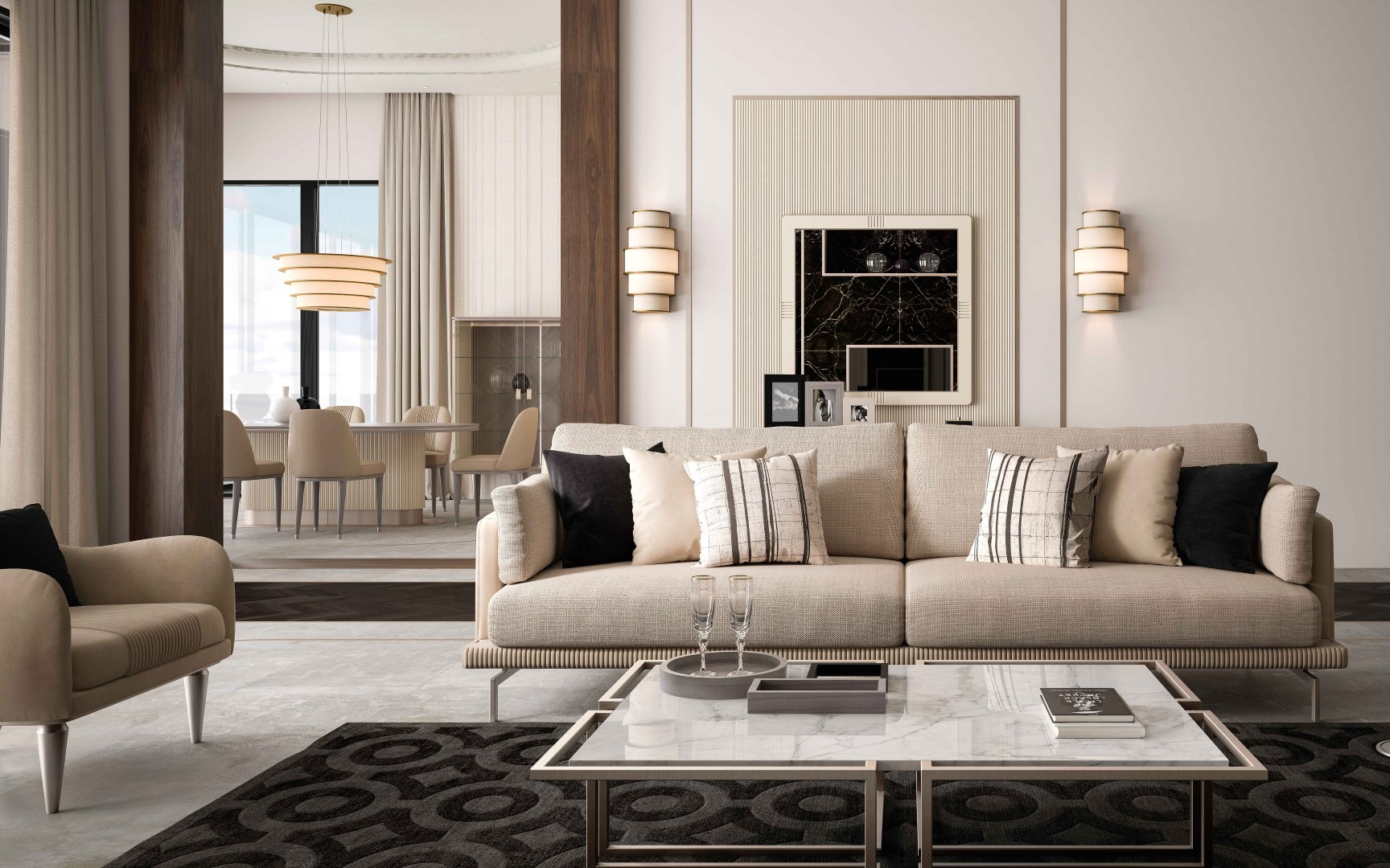 Ottimo Brings Luxury Italian Furniture Brand Cipriani