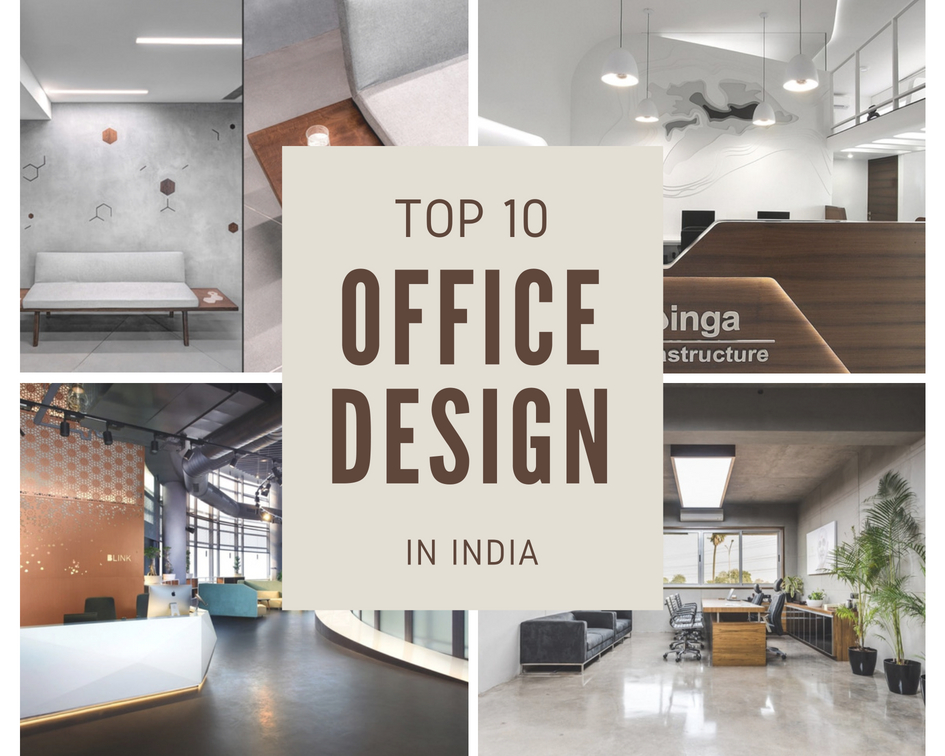Top 10 Office Interior Design In India The Architects Diary