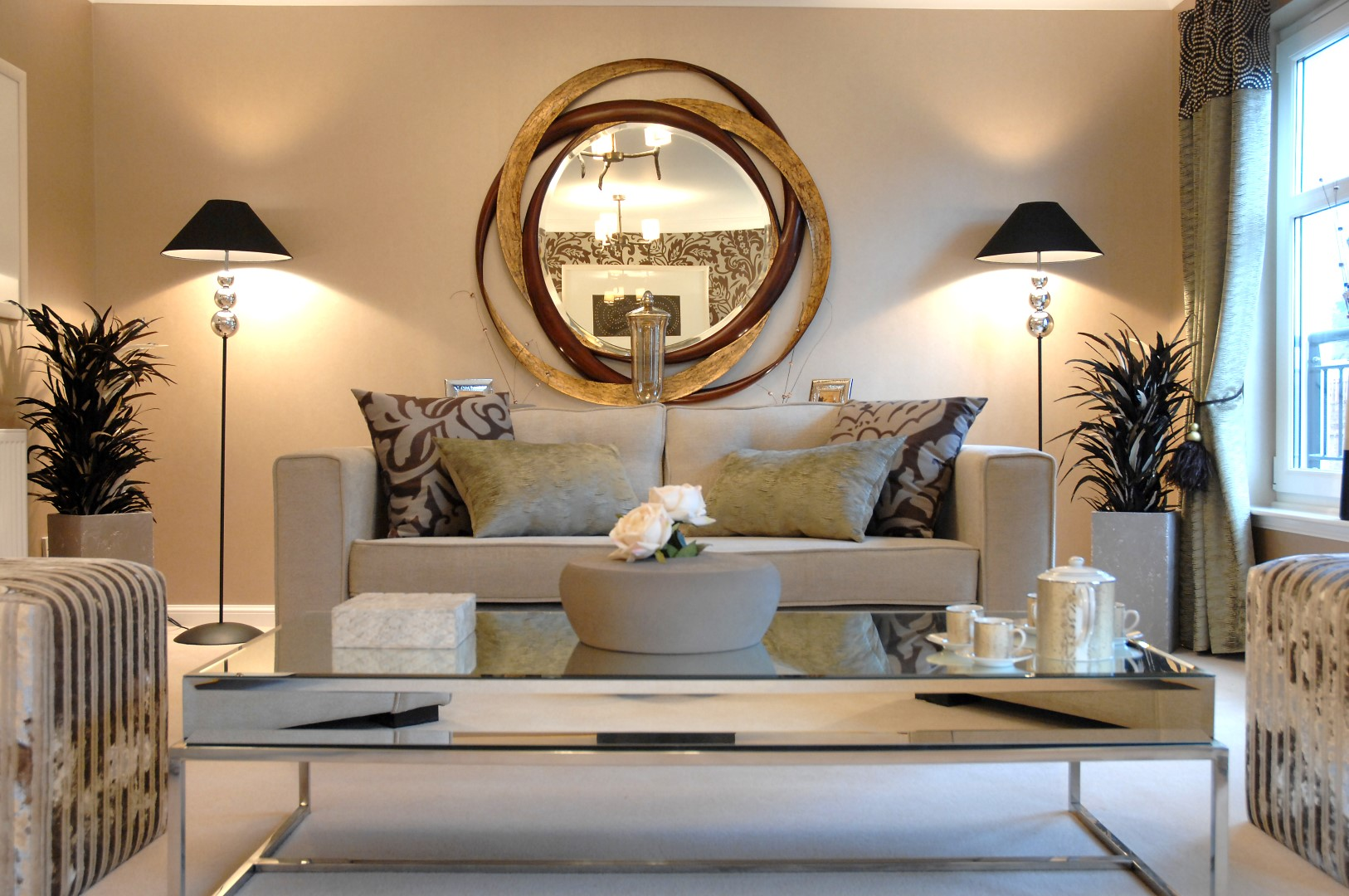 How to Choose a Statement Wall Mirror - The Architects Diary on Wall Mirrors id=37741