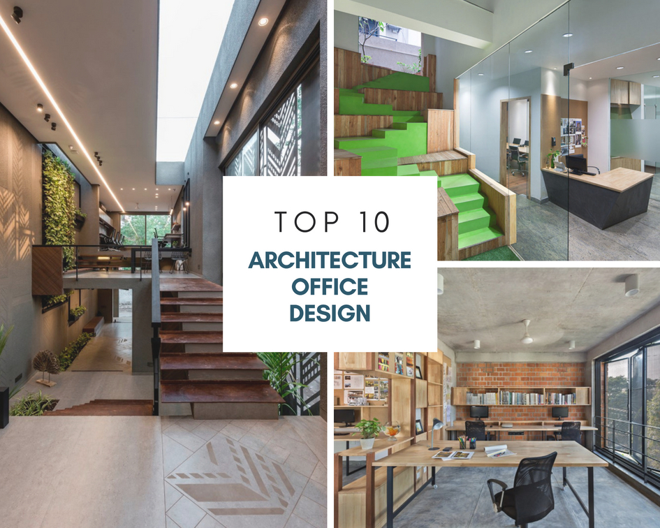 Top 10 architecture office designs the architects diary Architects and interior designers