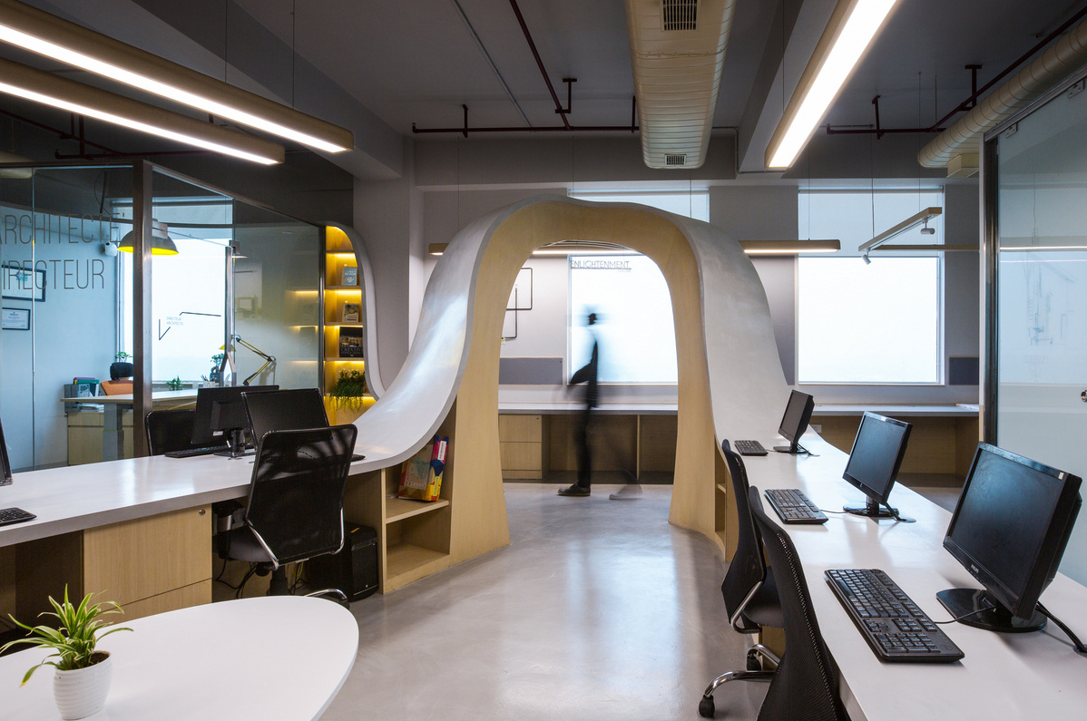 Top 10 Architecture Office Designs - The Architects Diary