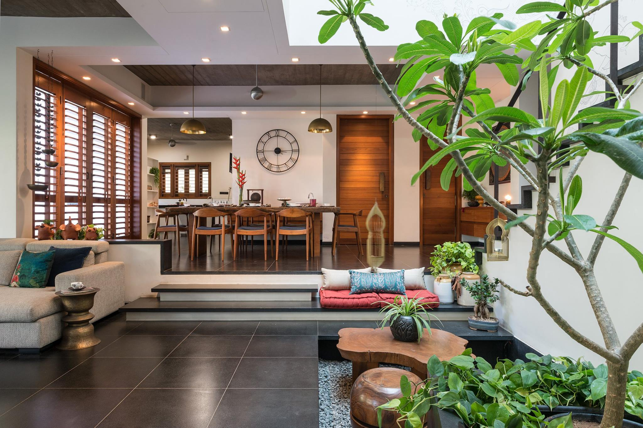 Top 10 Courtyard House In India - The Architects Diary