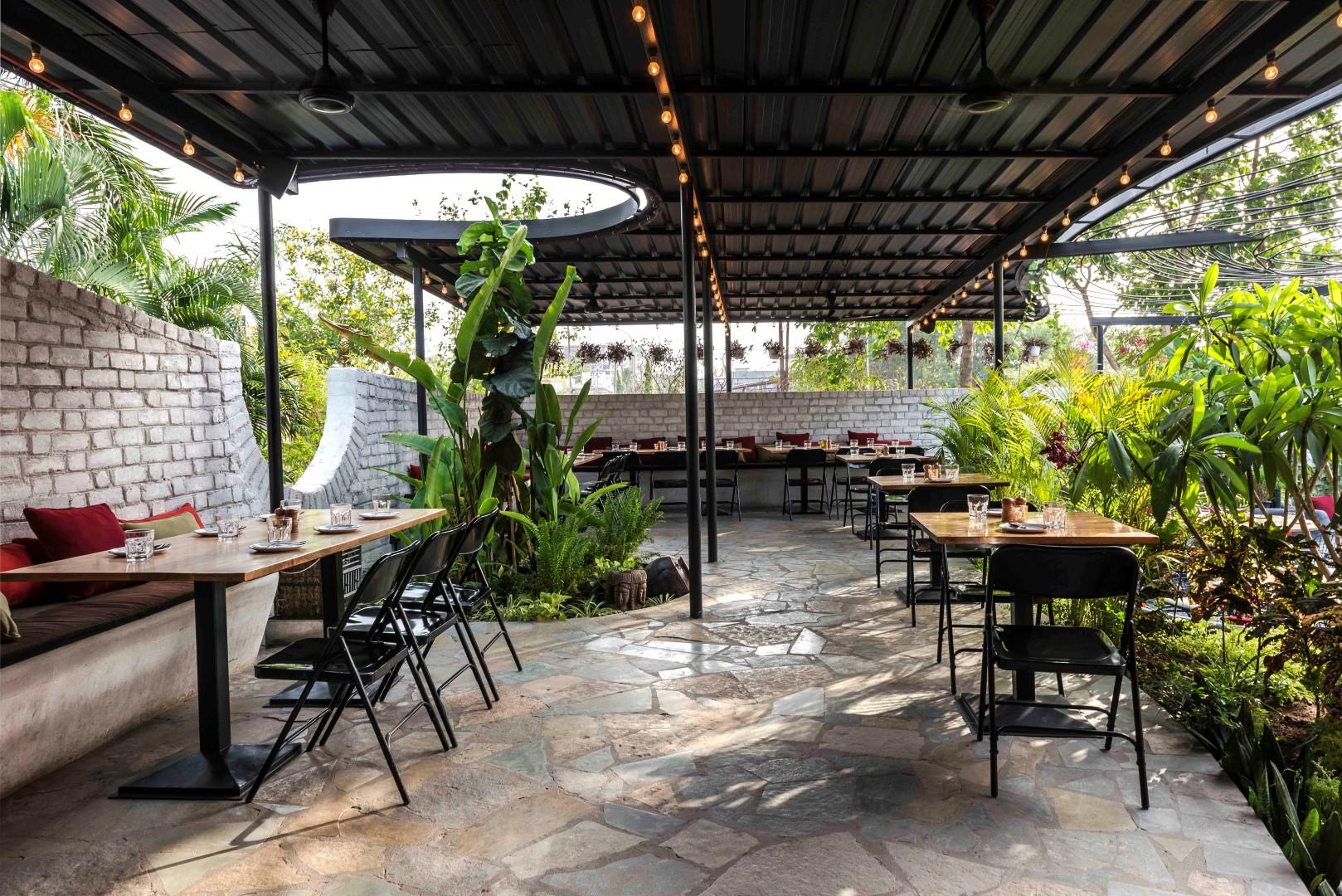THINK OF IT! - Garden Restaurant   Studio Lagom - The ...