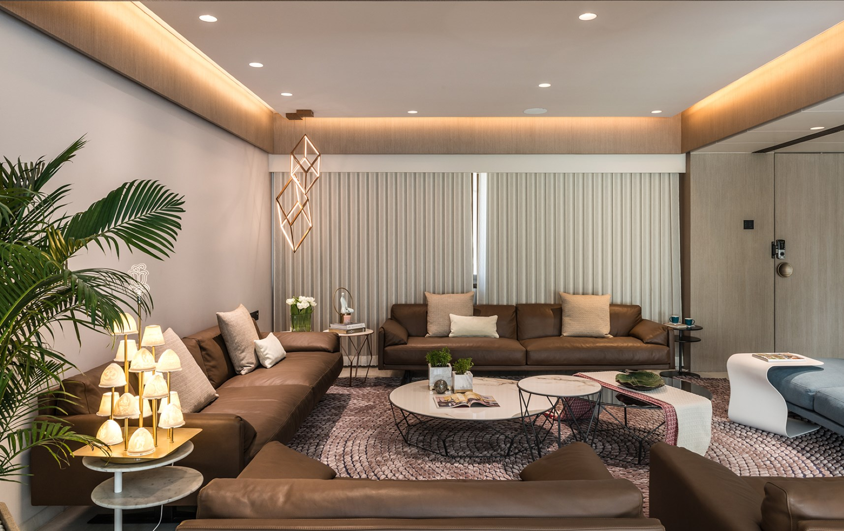 Simple yet luxurious home interiors adda architects