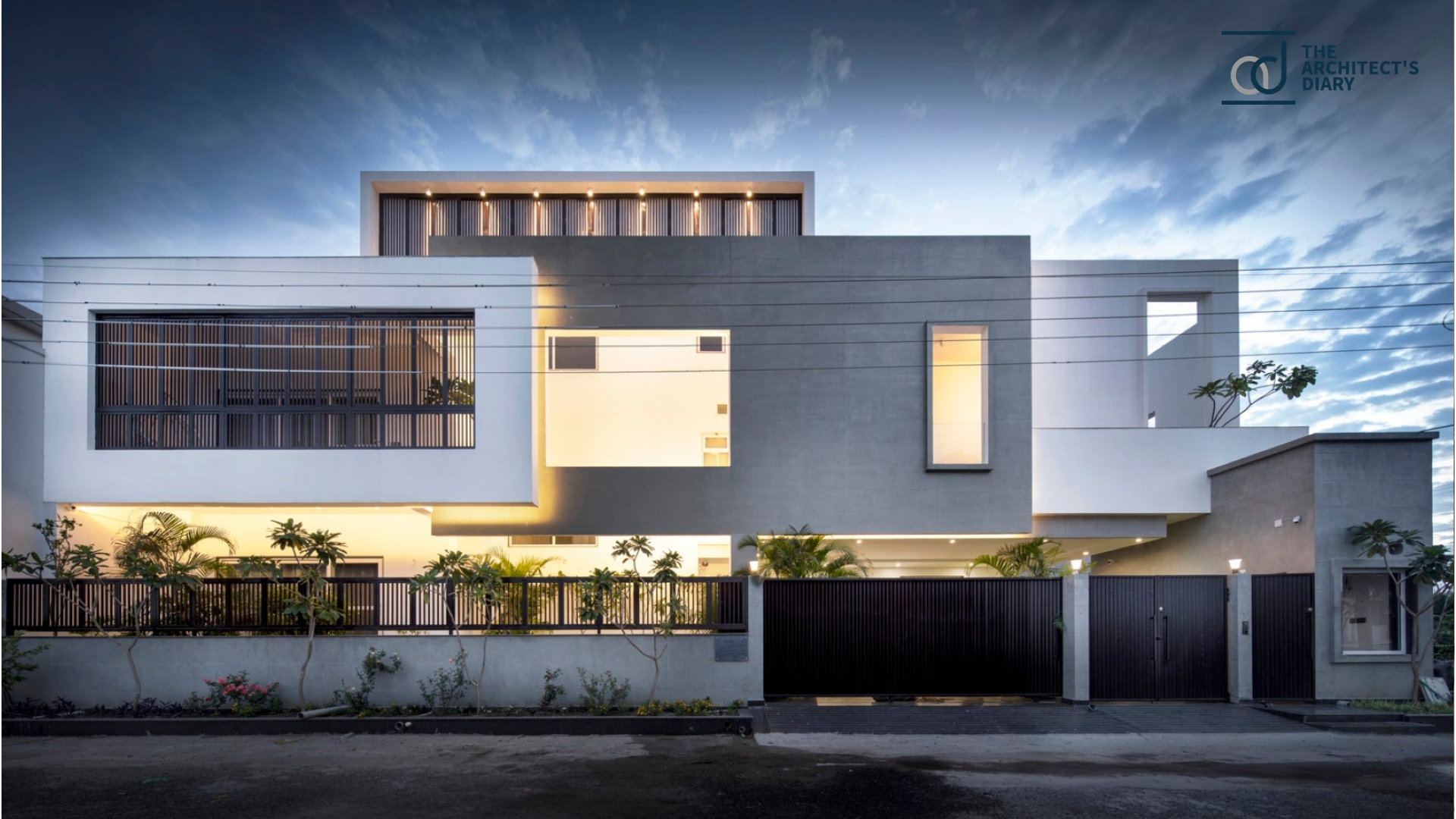 The Floating Elevation Renesa Architecture Design