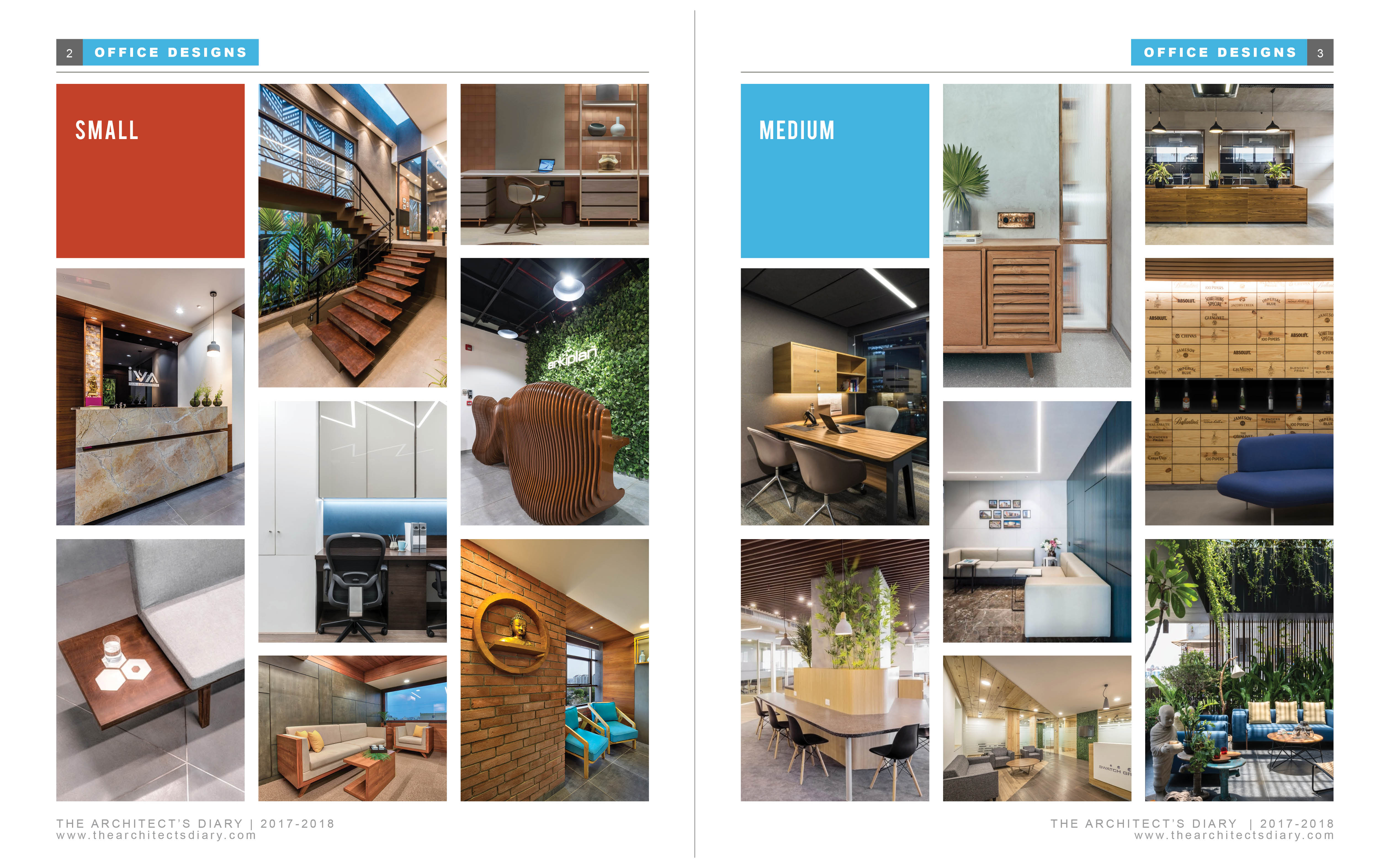 30 Best Office Interiors E Book