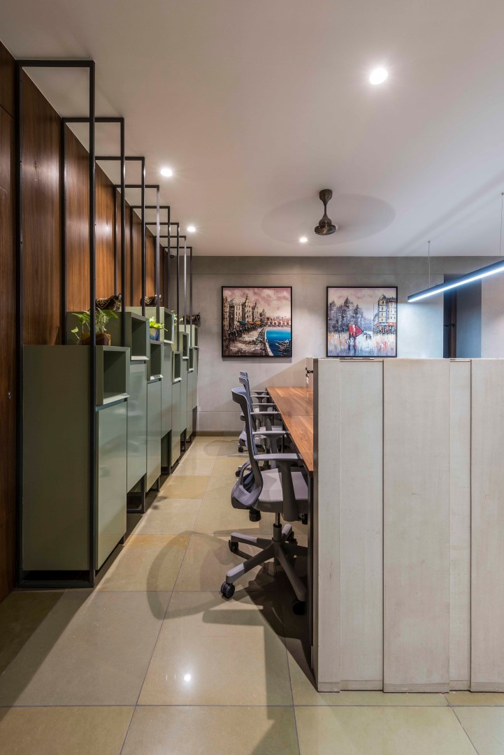 Advocate Office Design Studio Infinity The Architects Diary