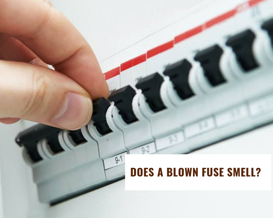 Does a blown fuse smell? - The Architects Diary Home Fuse Box Blown on