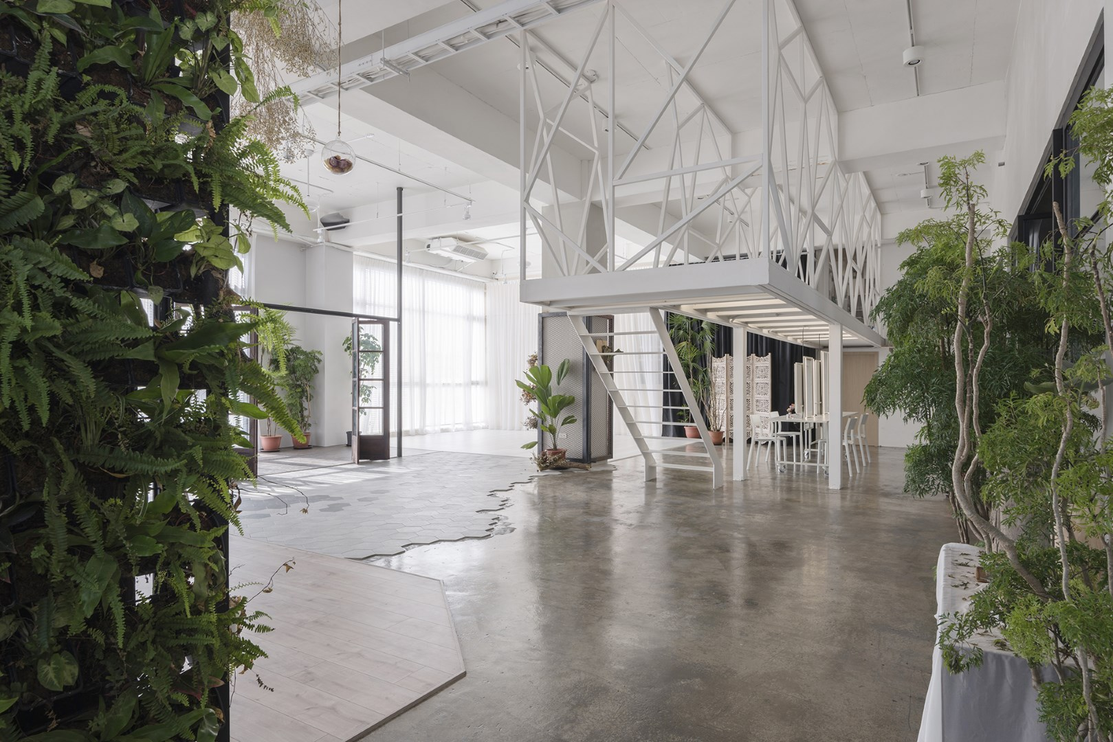 Mu Mu Photography Studio Han Yue Interior Design Co Ltd The Architects Diary