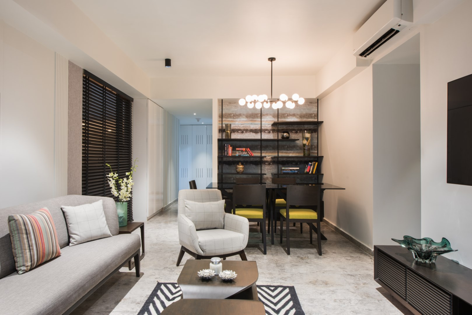 Each Room In The House Has Been Suited With Its Individual Identity, With  Clean Lines And Sublime Functionality Being The Commonality.