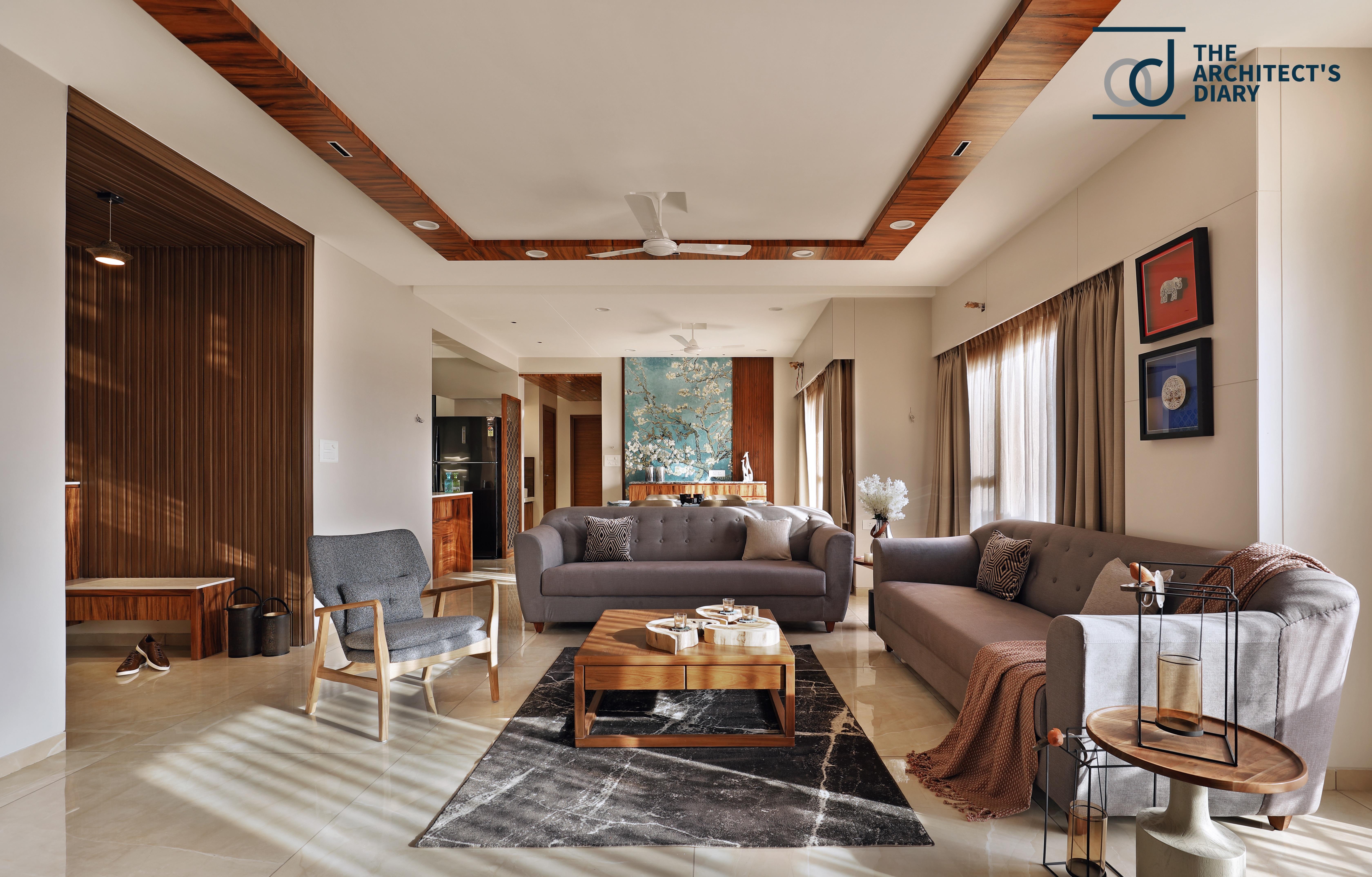Elegant Apartment Interiors Studio 7 Designs The Architects Diary