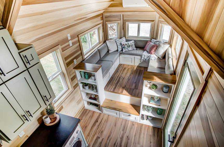The Unique Design Needs Of Tiny Houses The Architects Diary