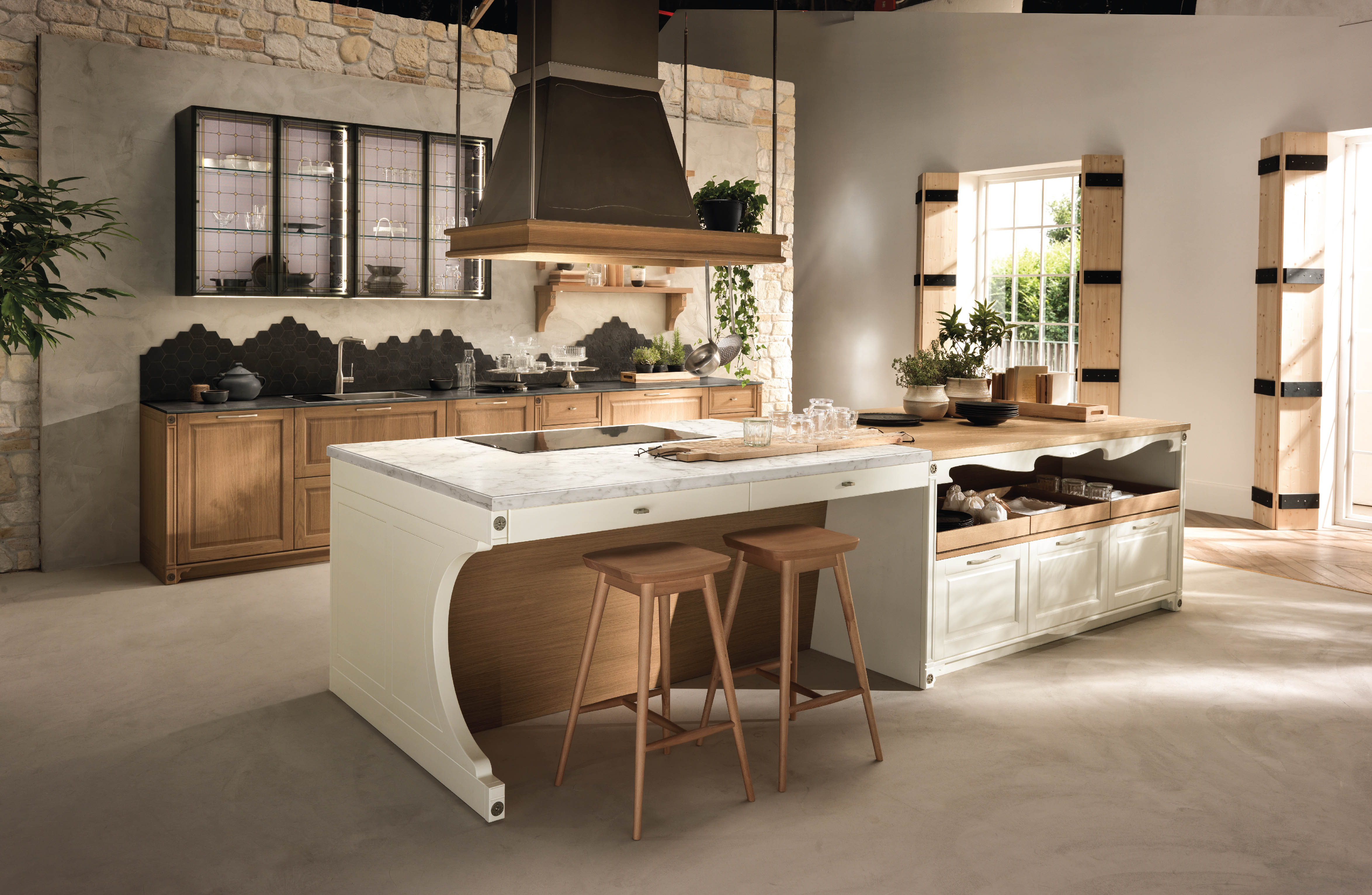 Aster Cucine Launches New Kitchens Concept Portrait The Architects Diary
