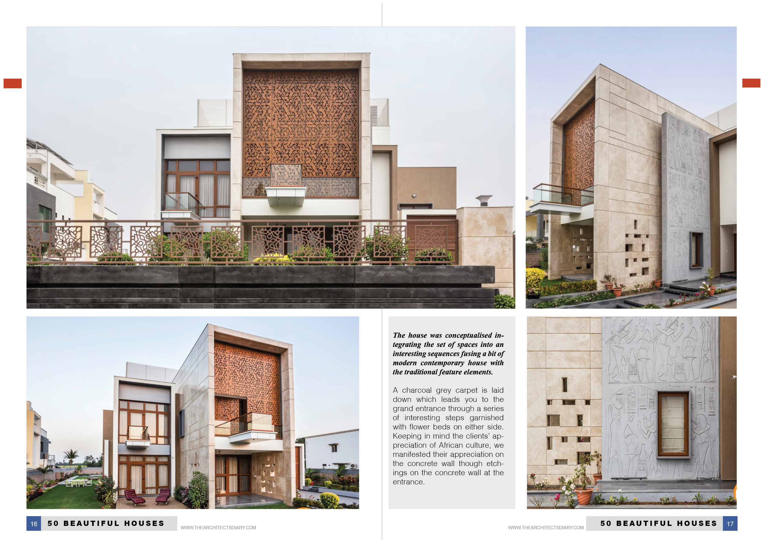 50 Beautiful Houses In India E Book The Architects Diary