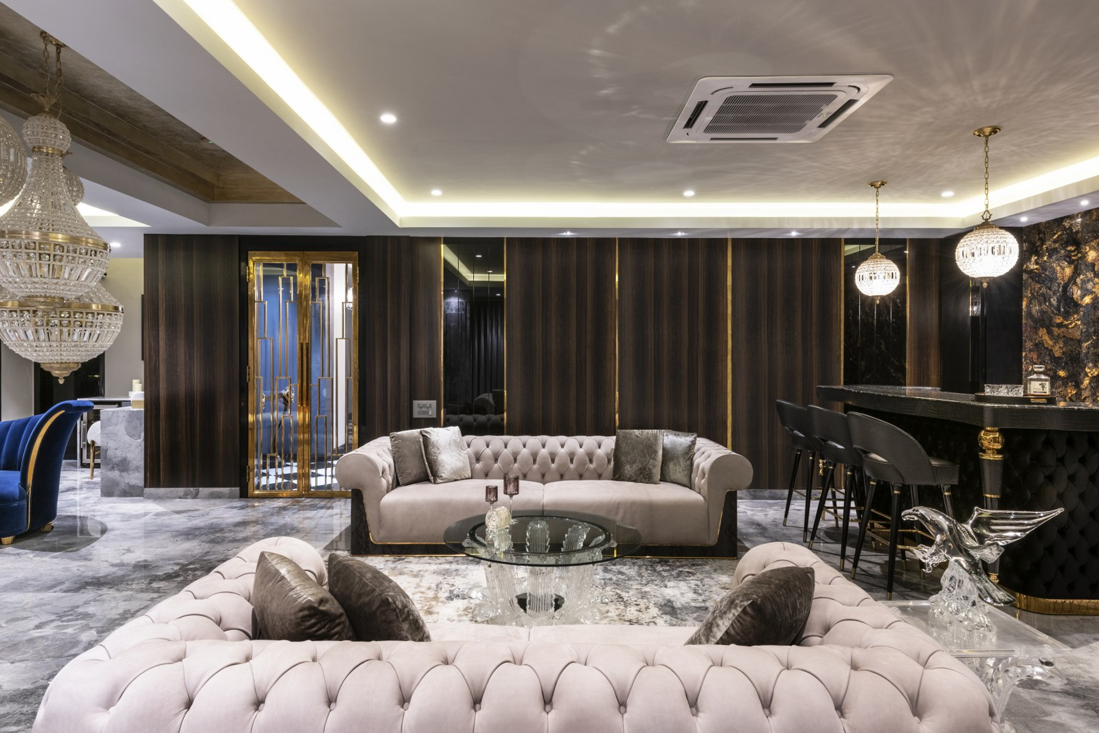 A Contemporary Art Deco Style Home Prachi Kothari Designs The Architects Diary