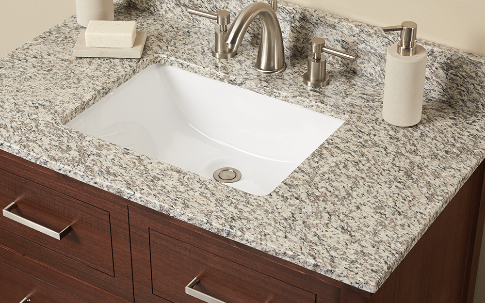 Stone Countertops For Your Bathroom