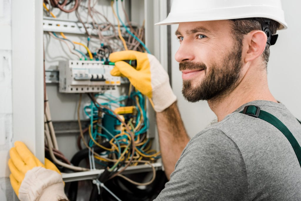 Electricians Work Portfolio - A Quick Look - The Architects Diary