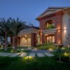 Residence Design Interplay Between Contemporary and Classical Style of Architecture | Uneven
