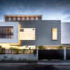 The Floating Elevation | Renesa Architecture Design Interiors Studio