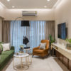 Small Apartment Design Allows Seamless Space Flow |Quirk Studio