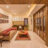 Contemporary Indian Style Apartment Interiors | MS Design Studio